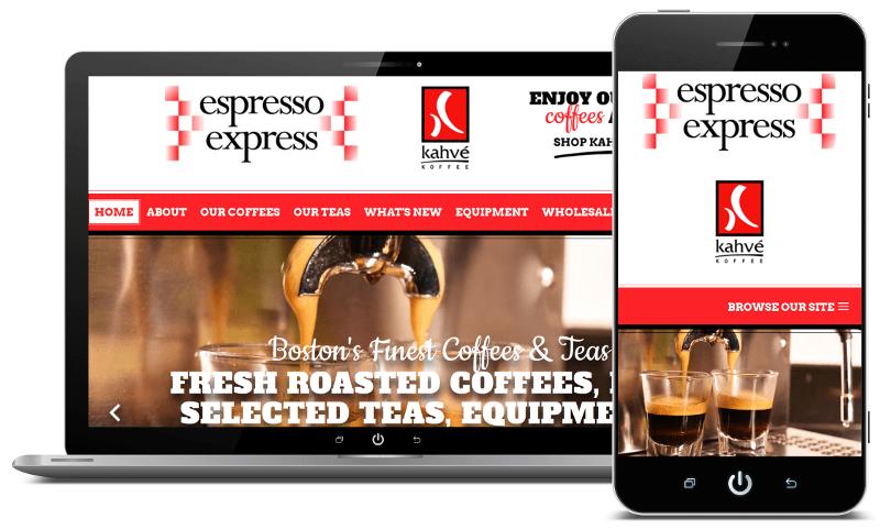 Espresso Express West Newton, MA