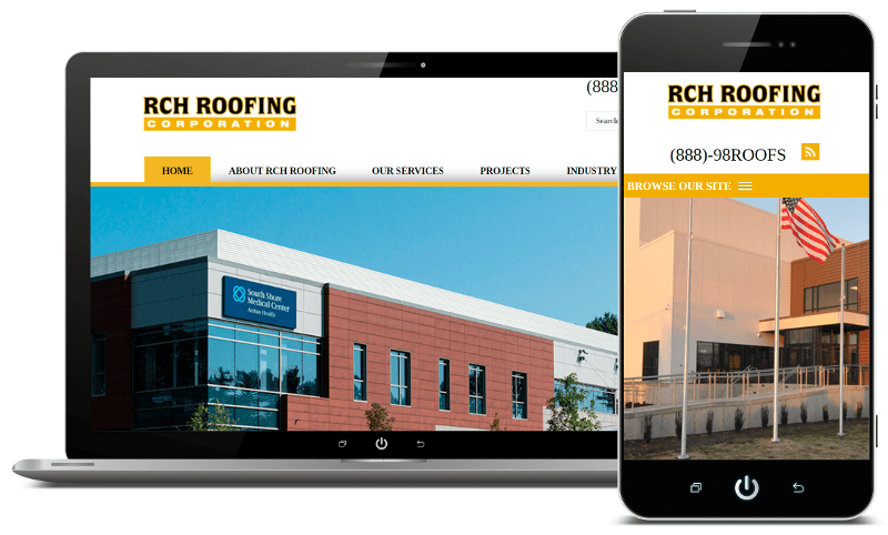 RCH Roofing Marshfield, MA