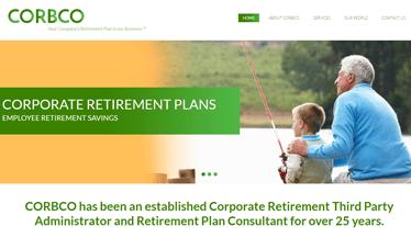 CORBCO Retirement TPA. Needham, MA