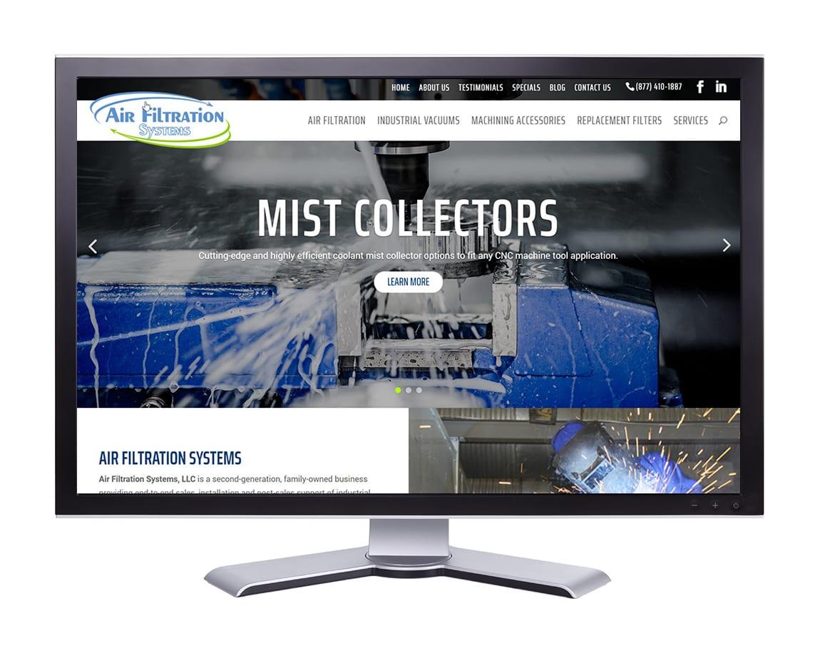 Air Filtration Systems, LLC Pawtucket, RI