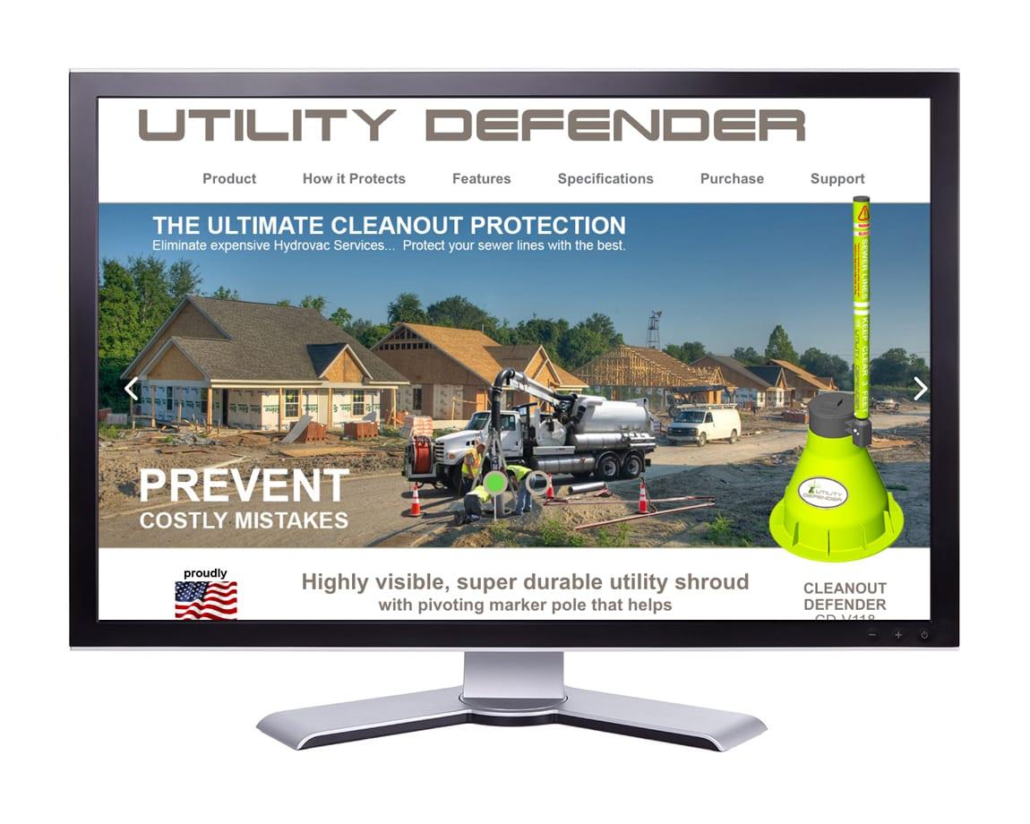 Utility Defender. Conyers, GA