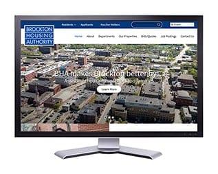 Brockton Housing Authority. Brockton, MA