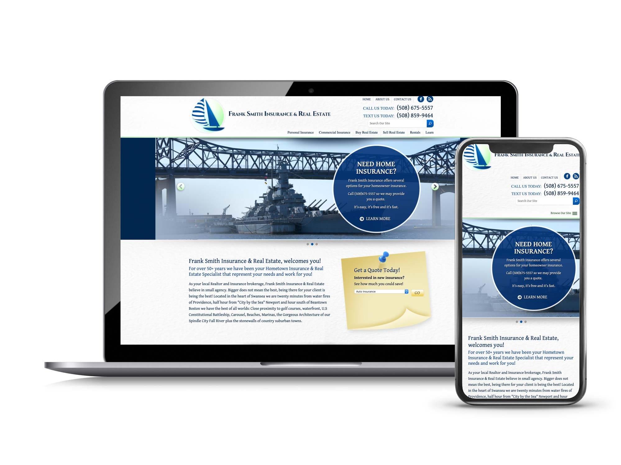 Frank Smith Insurance & Real Estate Swansea, MA
