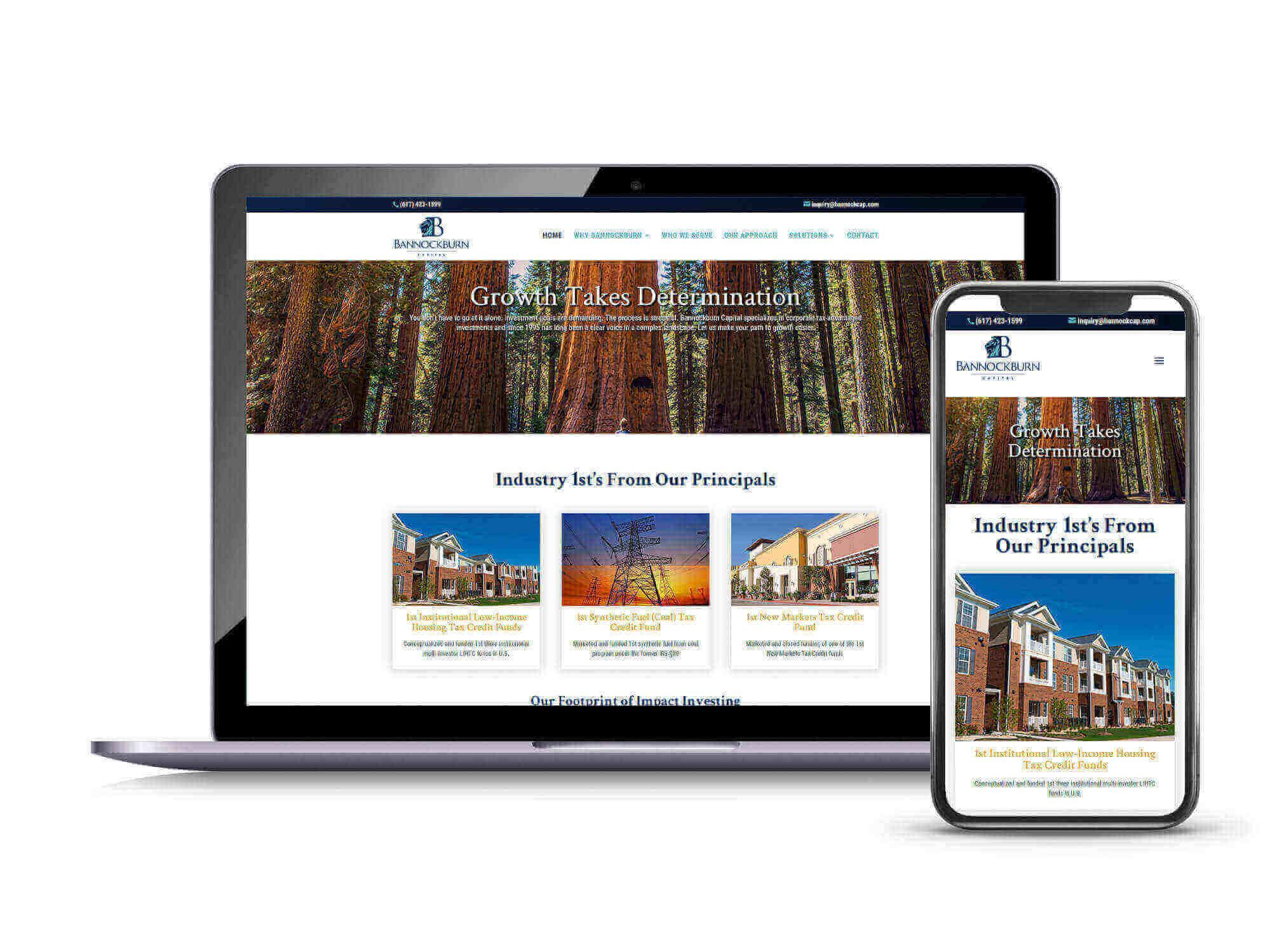 Bannockburn Capital, Ltd Portfolio