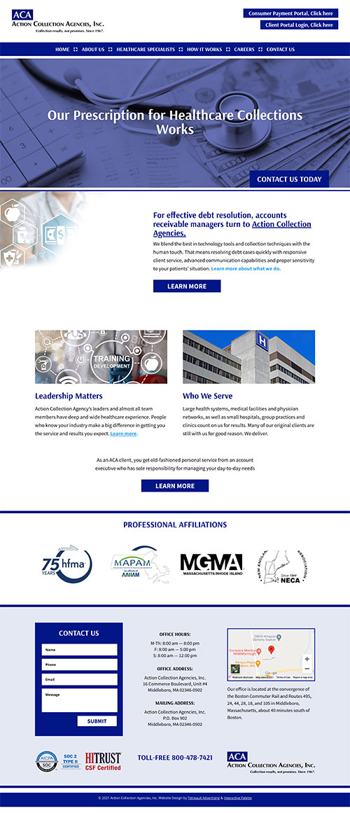 Action Collections Agencies, Inc. - Middleboro, MA