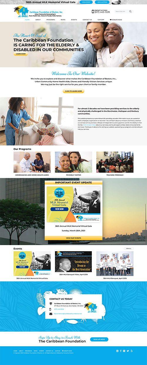 Caribbean Foundation of Boston, Inc. - Dorchester, MA