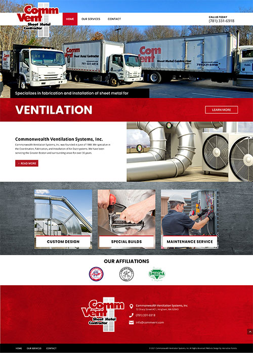 Commonwealth Ventilation Systems - Hingham, MA