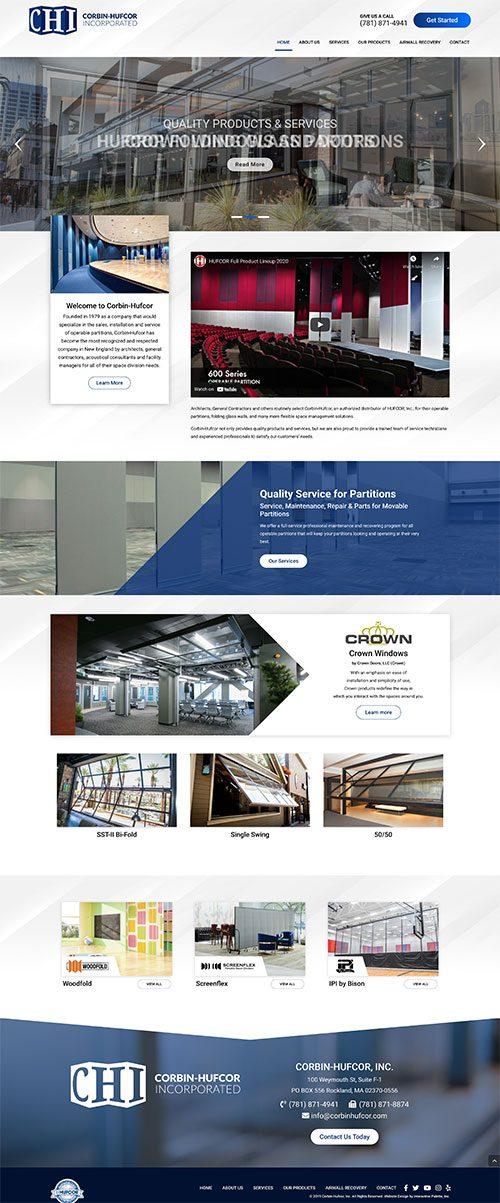 Corbin-Hufcor, Inc. - Rockland, MA