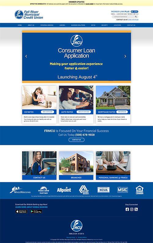 Fall River Municipal Credit Union - Fall River, MA