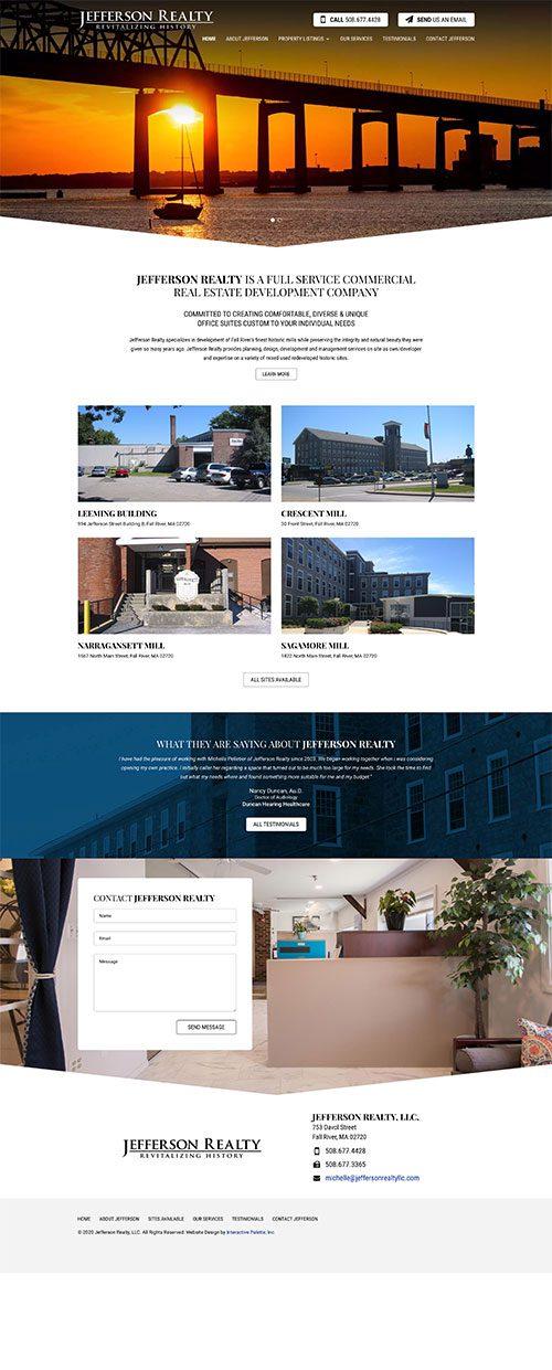 Jefferson Realty, LLC. - Fall River, MA