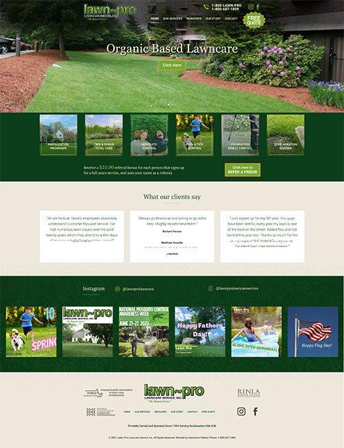 Lawn~Pro Lawncare Service, Inc. - S. Weymouth, MA