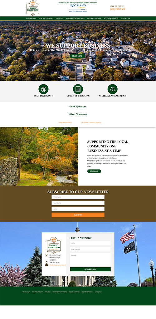 Middleborough Business Resource Center - Middleborough, MA