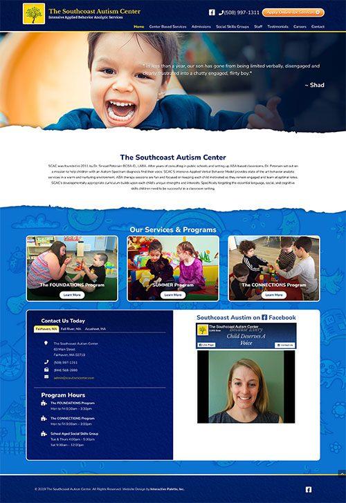 The Southcoast Autism Center - Fairhaven, MA