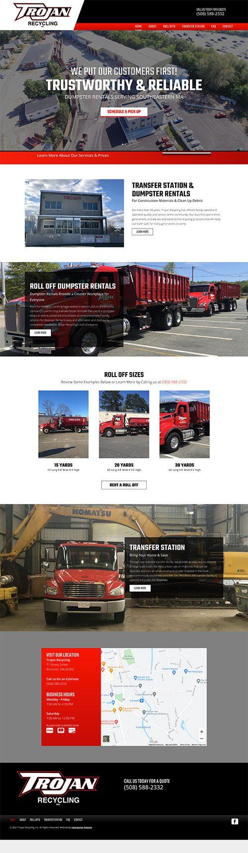 Trojan Recycling, Inc. Brockton, MA